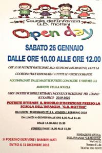 Open Day 2019 @ Scuola dell'Infanzia G.B. Mottini | Romano di Lombardia | Lombardia | Italia